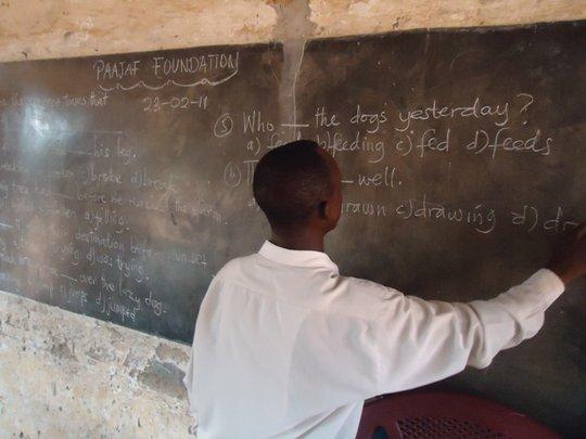Children Network Volunteers Facilitator - Teaching