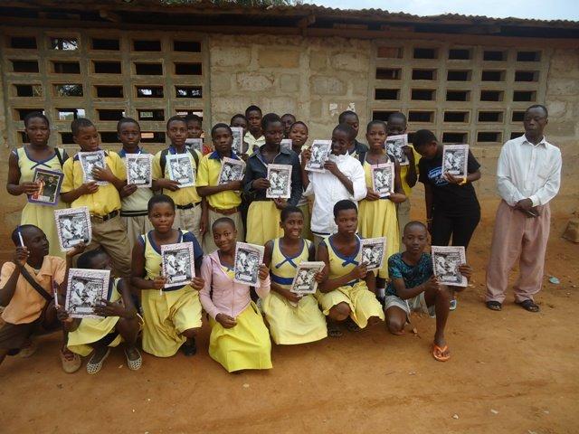After School Program for 70 Children in Ghana