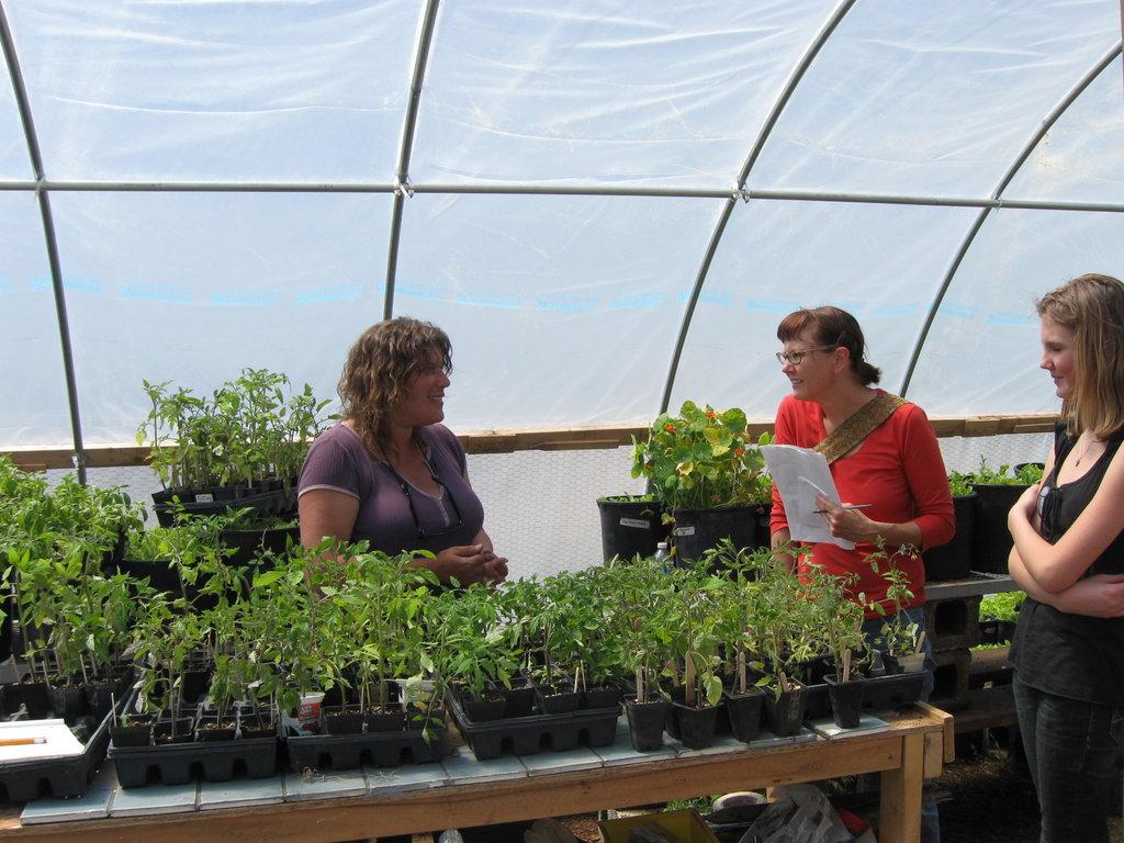 Prepare Feed Denver Farms 4 Winter Growing Season