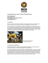 Project update 2009 (PDF)