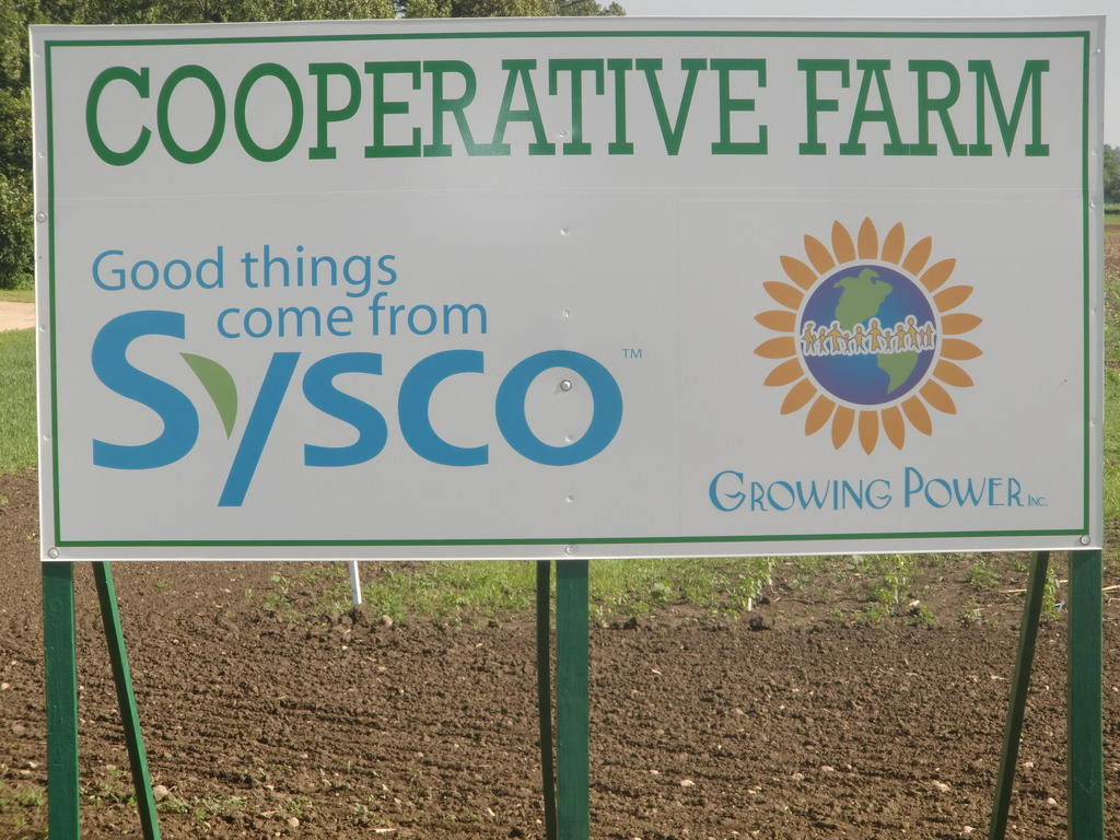Sysco/GP Farm