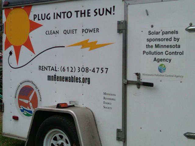 The MRES Solar Shack