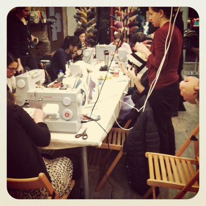 Workshop Sewing Circle