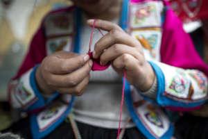 Knitting New Partnerships