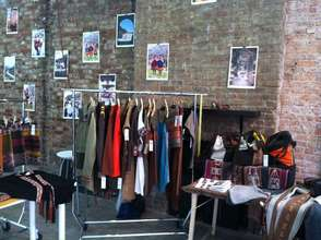 Trunk Show Set Up