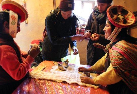 Empowering Women Through Design in Rural Peru