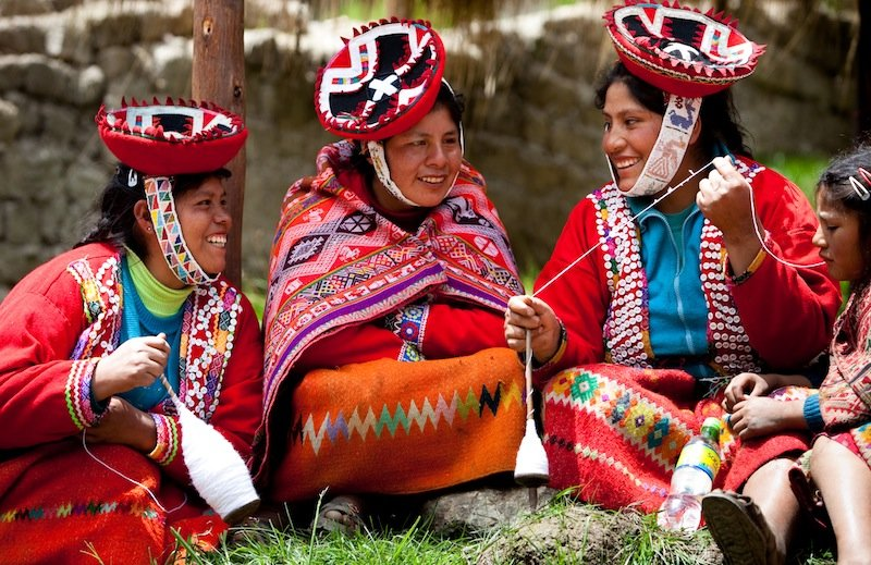 Empowering Women Through Design in Rural Peru