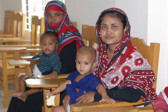 Feed 150 hospital patients in Bangladesh