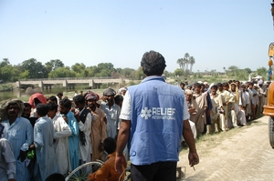 Food Distribution - Reach 57,683 households