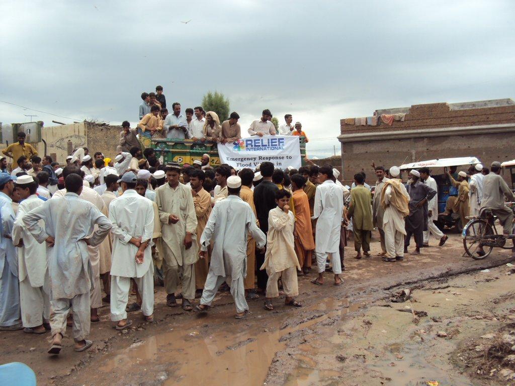 Pakistan Flood Emergency Response