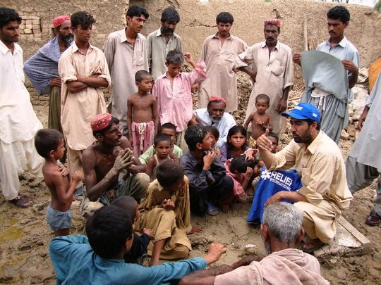 Pakistan Flood Emergency Response