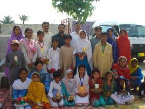 Results and Prize Giving ceremony