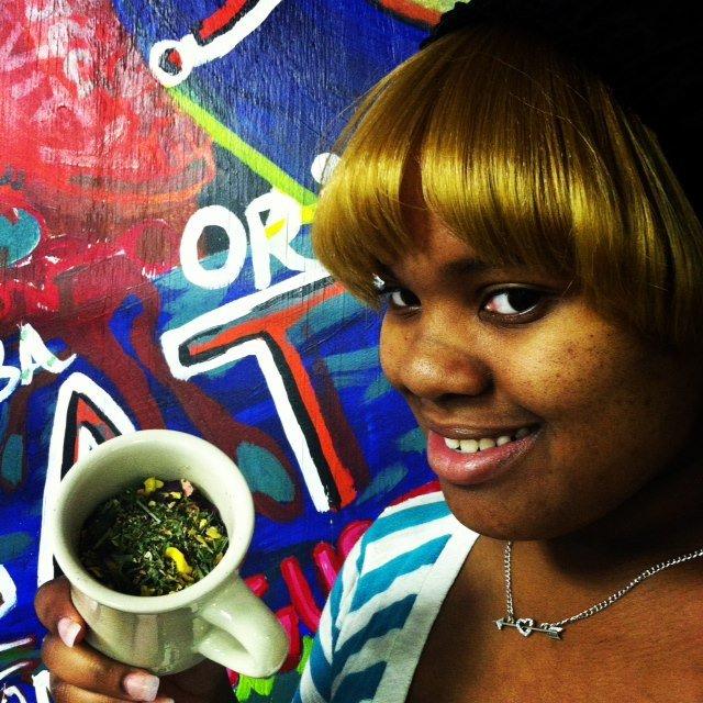 Homemade Herbal Tea!