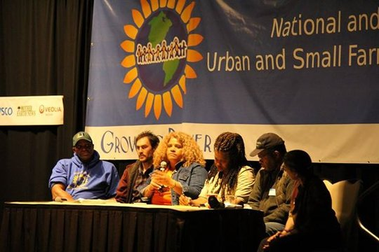 Panel discussion at our 2014 conference