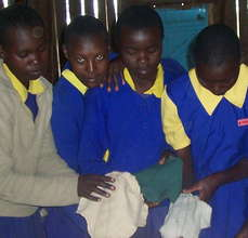 Sanitary towel project