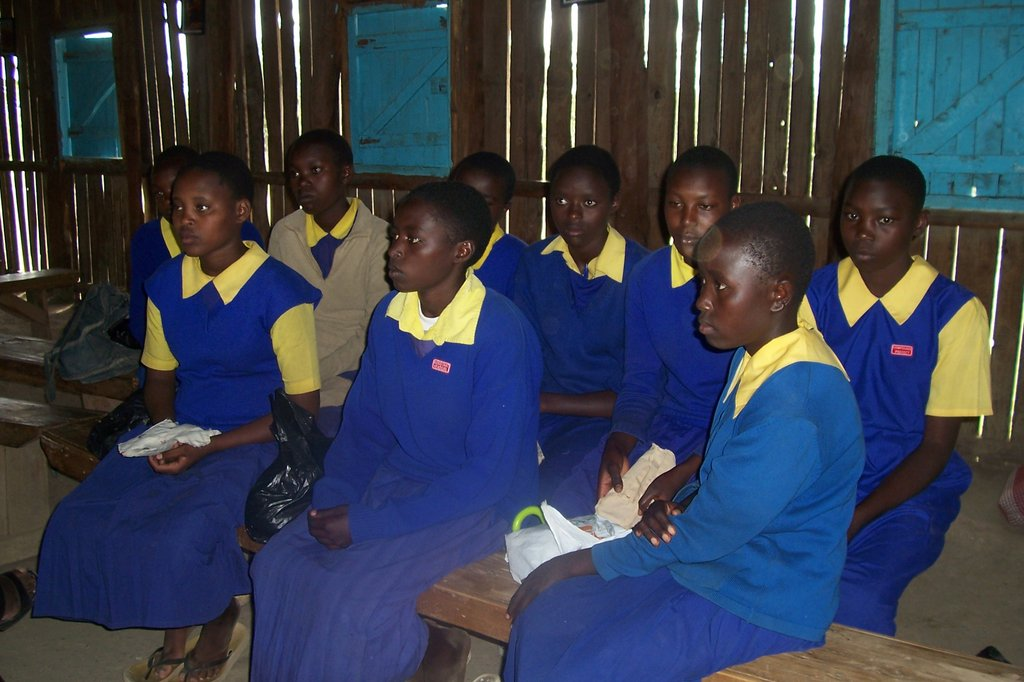 Small Business to Support Girls Education in Kenya