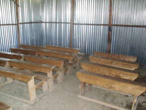 Inside of new school