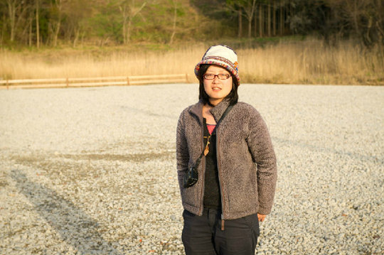 Naoko, a Fellow from ETIC - ETIC