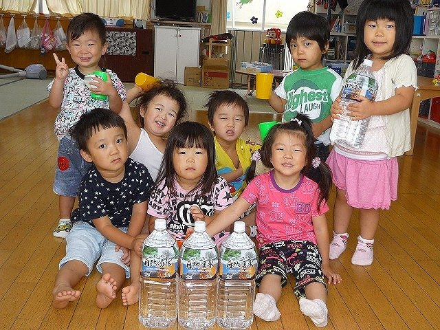 Safe water for the kids