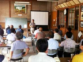 A Workshop in Kesennuma - ETIC.