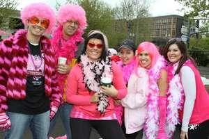 Strides - pink folks