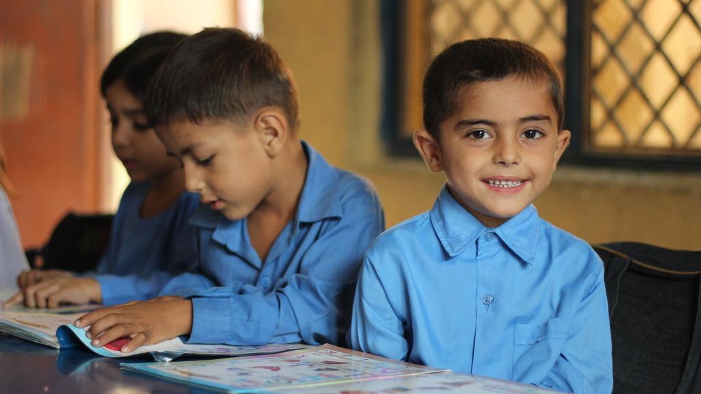 boys at barakahu school
