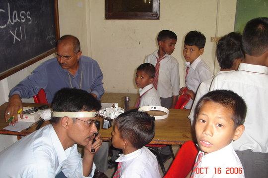 School Screening Program
