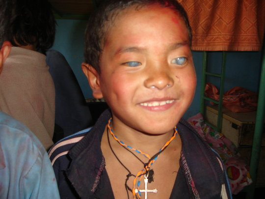 Expanding Disabled Children's programs in Nepal