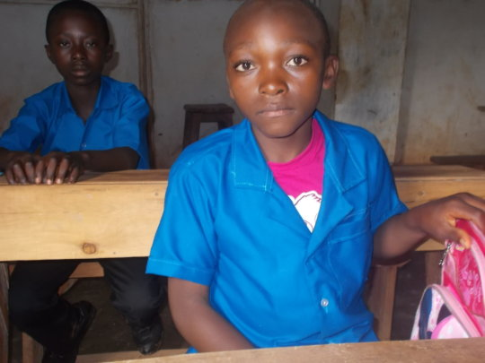 Give the Gift of Education-Sponsor an Orphan Child