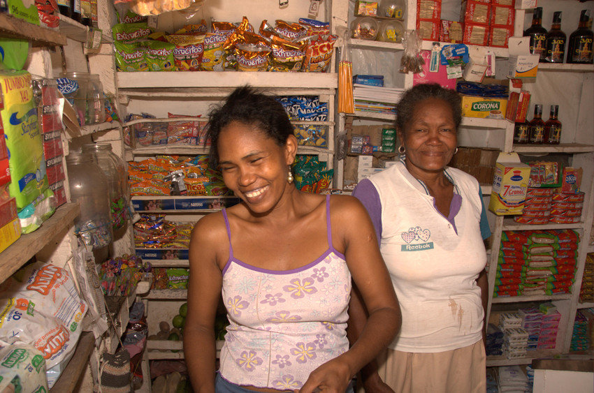 Microloans empower Colombian parents