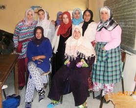 Women of Tassa Ouirgane