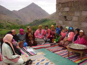 Women's planning meeting