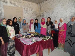 Women of the Tassa Ouirgane Coop