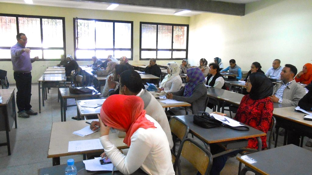 Training Sessions in Mohamedia