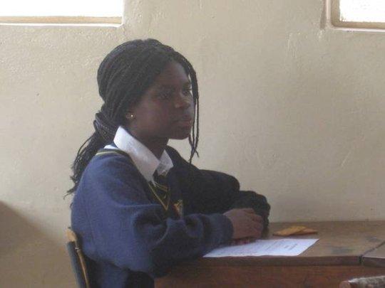 Margaret in Class
