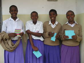Secondary School Scholarships for Tanzanian Girls