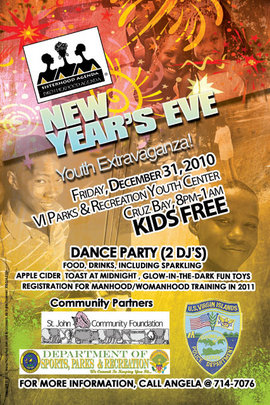 Youth Extravaganza Community Partners