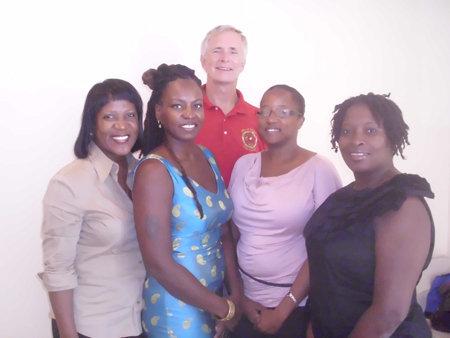 Sisterhood Agenda Global Training Academy