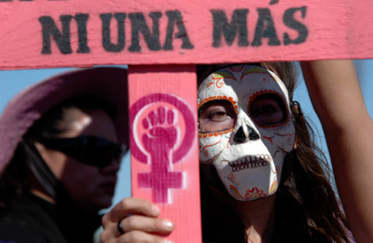 Ending Violence Against Women in Juarez, Mexico