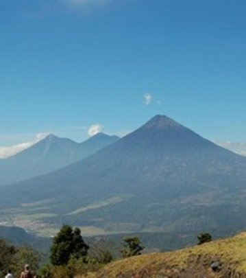 The Volcanoes of Guatemala