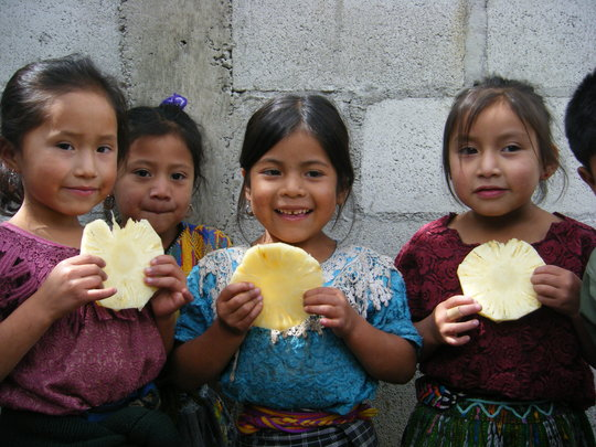 Help children across Latin America