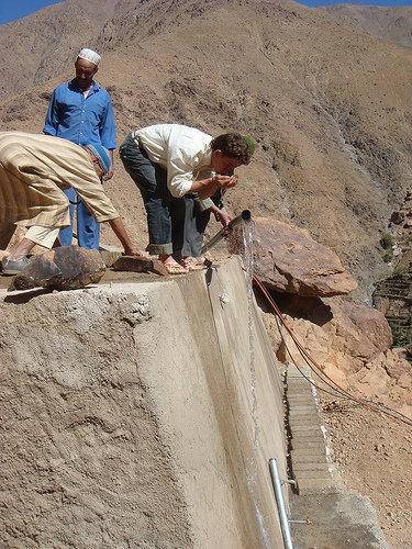 Water in Taroudant