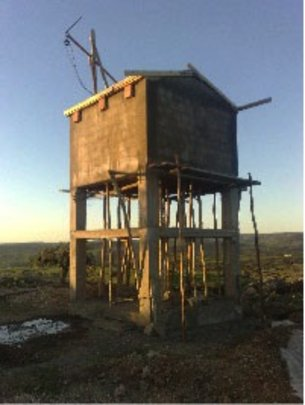 70 Villagers now have access to potable water