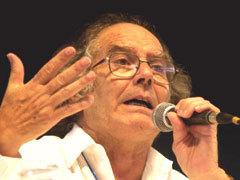 1980 Nobel Peace Laureate, Adolfo Pérez Esquivel