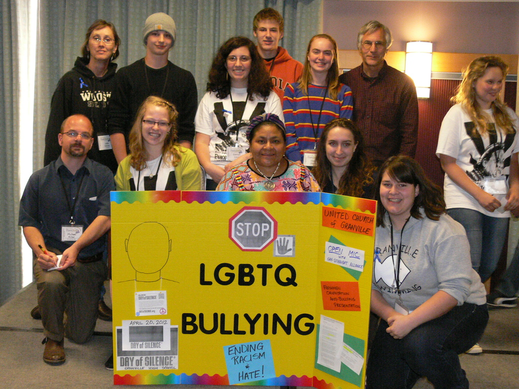 Combating violence against LGBTQ youth!