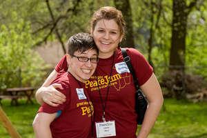 PeaceJam Volunteers