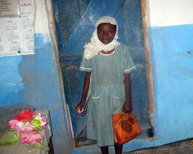 Hadija Ready for School
