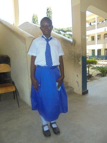 Jane at New Boarding School