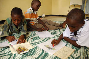 School Fees for AIDS Orphans