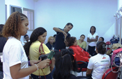 Job Training for poor mother- sick children Brazil